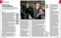 Článek o firmě Reko s.r.o. vyšel v časopisu Ekonom