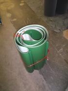 PVC pás 3M15 UO – V15 AGR : SPOJENÝ PÁS S PROFILY